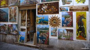 Sorrento: Small workshop