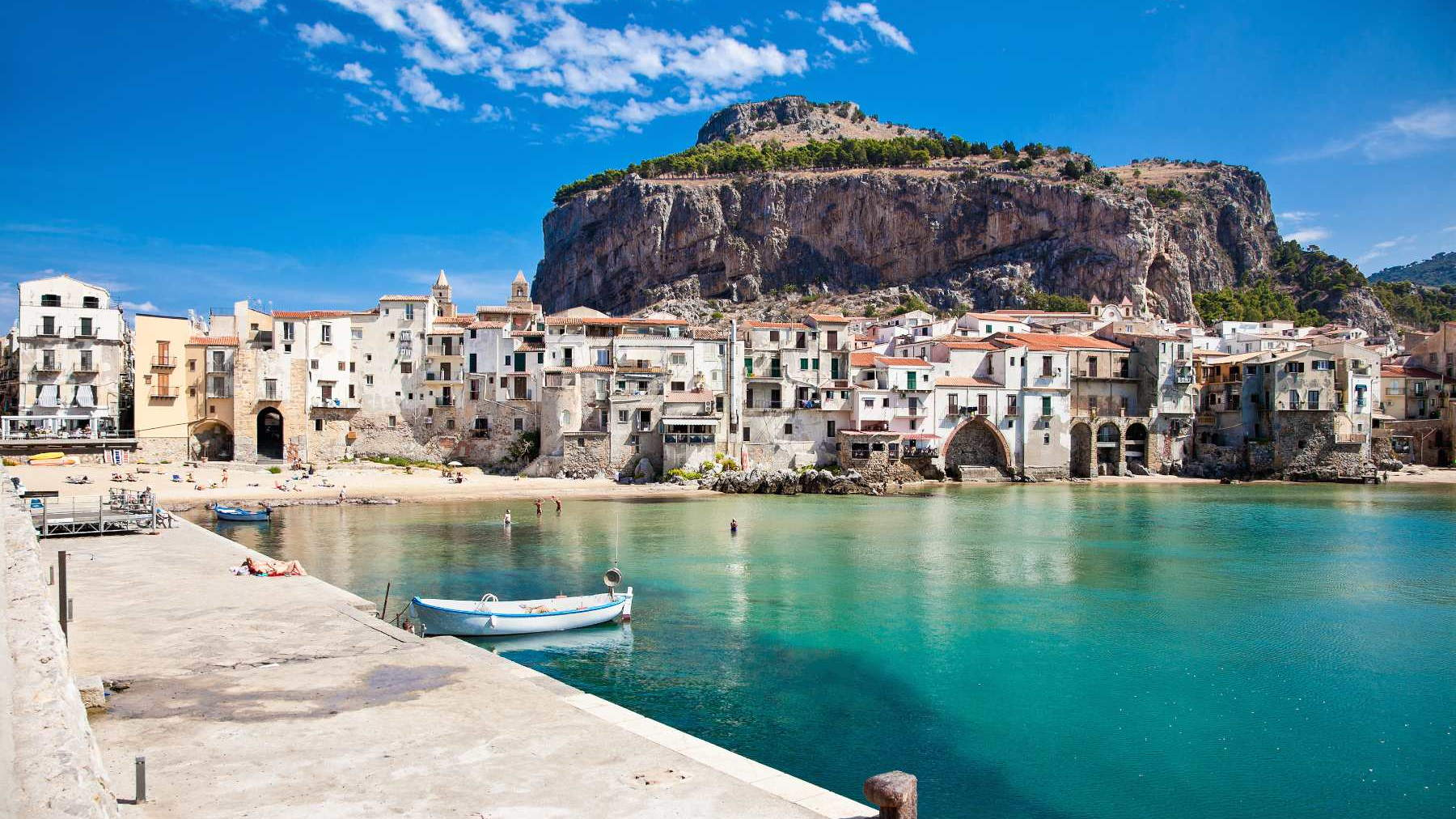 Cefalu Italy  City pictures : ... photo gallery and movies of Cefalù, Sicily Italy ItalyGuides.it