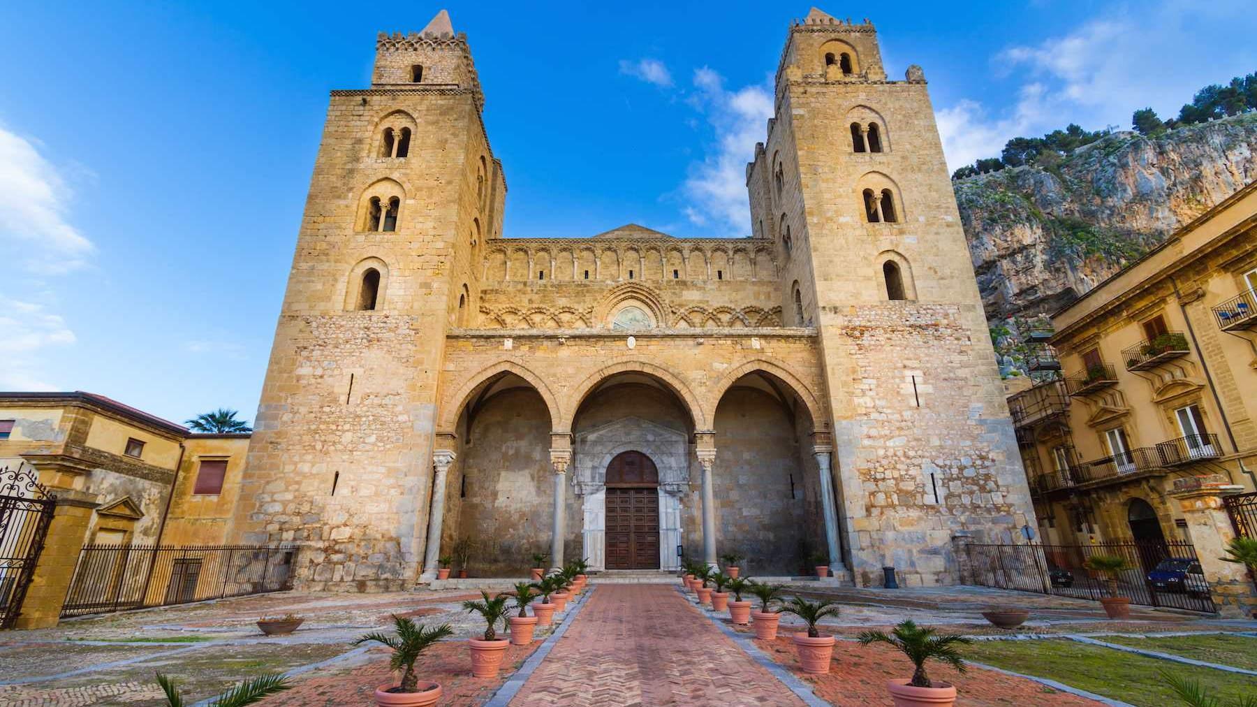 Duomo di Cefalù - Sicilia360map
