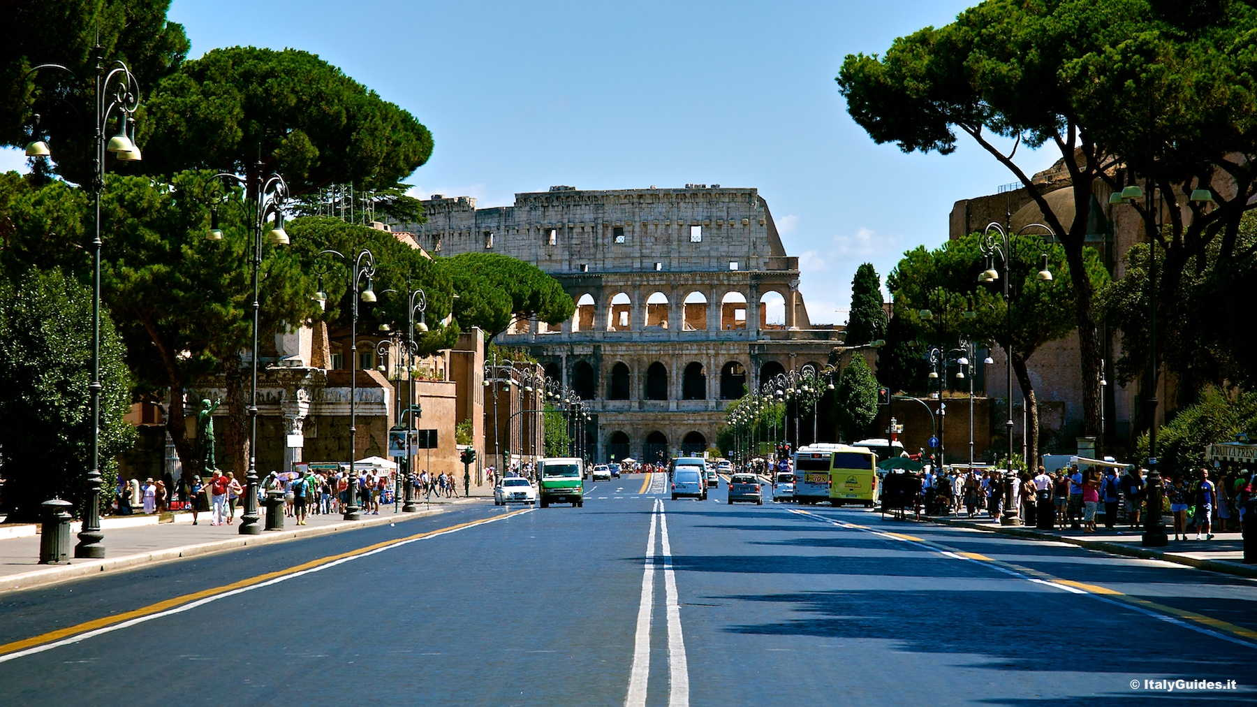 Audio guide ticket to the Colosseum | Skip the lines ...