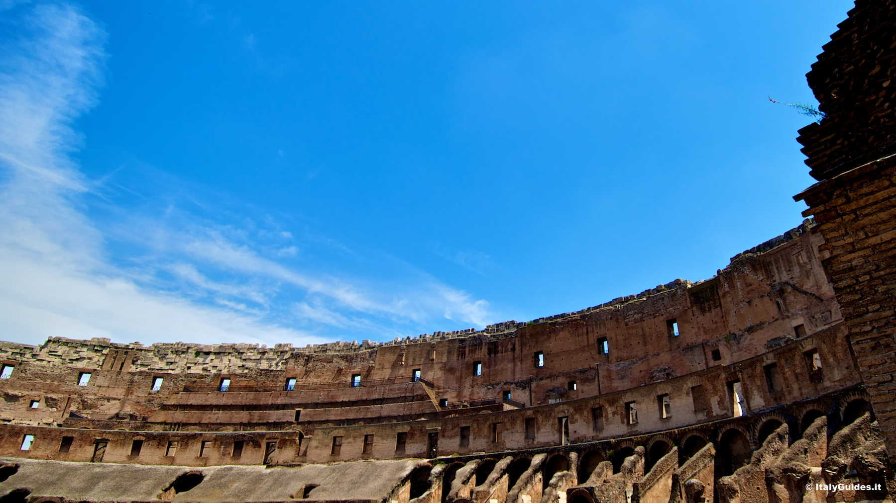 Guided tours of the Colosseum, Rome: tickitaly.com