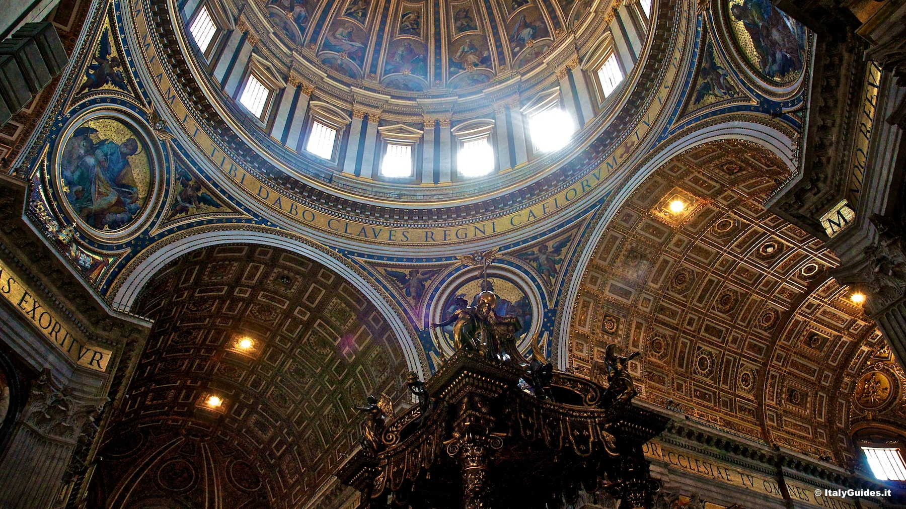 Pictures of St. Peter's Basilica, Rome - Italy ...
