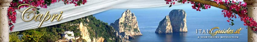 Isle of Capri, Italy: photos, map, audio guide and travel resources
