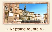 Fountain of Neptune, Bologna Italy