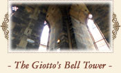 The Giotto's Bell tower, Florence - Giotto's activity as an architect is documented not just in Lives by Vasari (where he is called a sculptor and architect) but especially for the assignment he was given in 1334 as magister and gubernator of the Florence Cathedral factory.