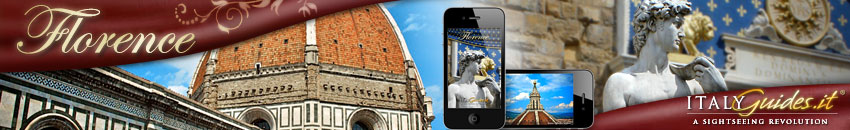 Interactive guides of Florence for iPhone and iPod Touch - iPhone App store