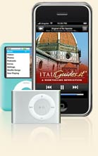 Audioguide di Firenze, Le audio guide gratuite di Firenze in mp3