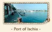 Port of Forio, isle of Ischia, Italy