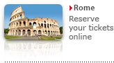 Reserve your tickets to enter without queuing up in Rome
