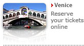 Reserve your tickets to enter without queuing up in Venice