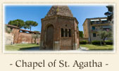 Chapel of St. Agatha, Pisa
