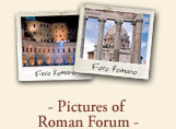 Picture of Roman Forum, photo gallery, Rome