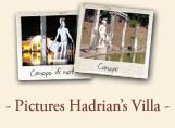 Pictures of Hadrian's Villa (Villa Adriana): Rome, photo gallery