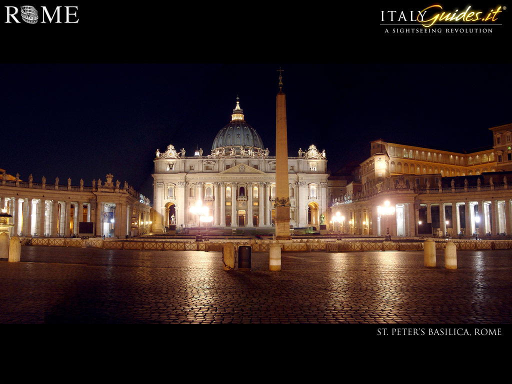 Free download: Desktop Wallpaper of Rome, Italy.