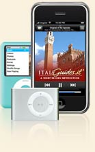 Your audio guides about Rome, download free audio book of Rome, Podcast for iPod or MP3, Italy guide