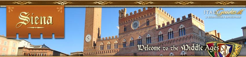 Welcome to the Middle Ages, virtual tours of Siena Italy - Information on and about Siena Italy