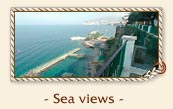 City park and Sea views - Sorrento, Italy