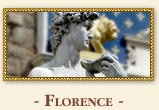 Florence Italy, virtual travel in the city of Renaissance