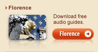 Free audio guides of Florence