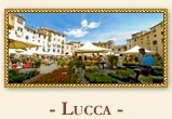 Virtual travel to Lucca Italy