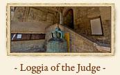 Palazzo del Podestà: Loggia of the Judge, San Gimignano Italy