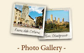 Pictures of San Gimignano, photo gallery of San Gimignano, Italy