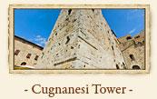 Cugnanesi Tower, San Gimignano Italy