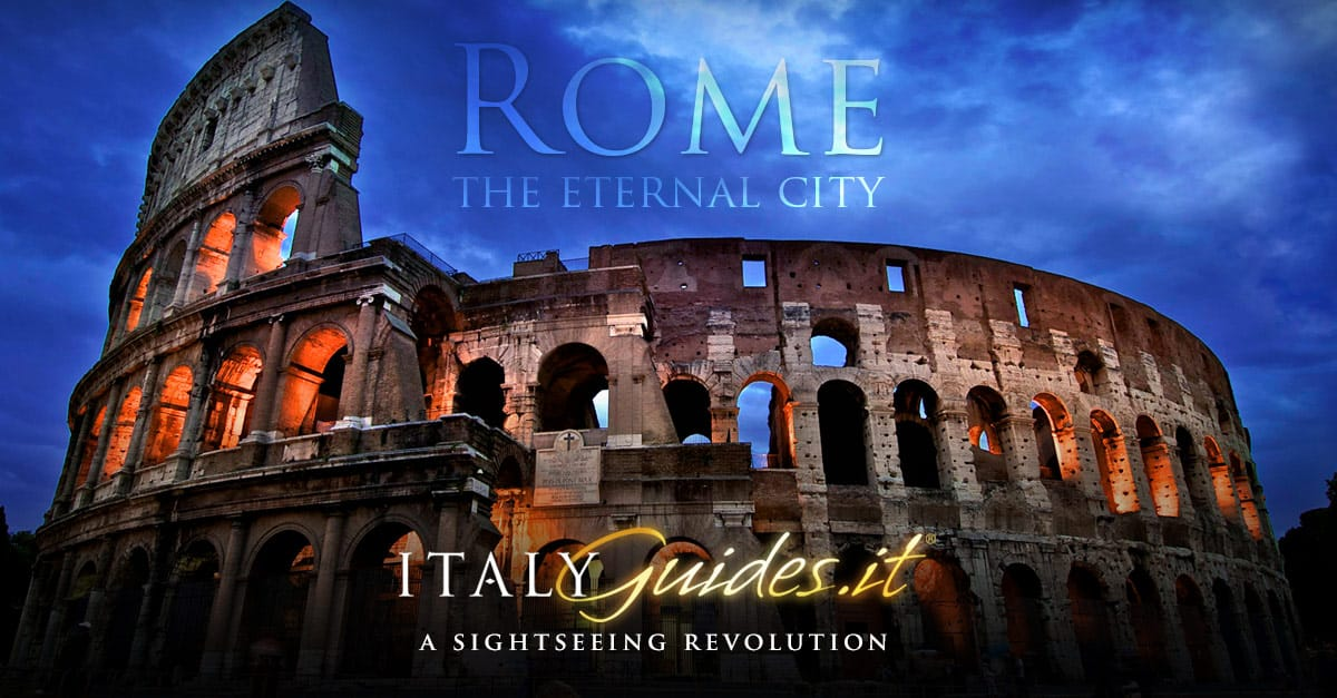 Travel Guide Of Rome Italy