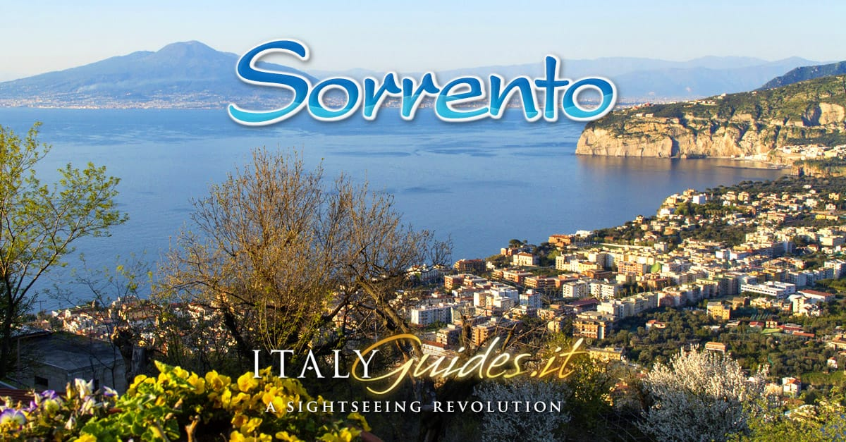 Virtual Tour Of Sorrento Italy History Facts Top