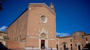 Siena: Basilica of San Francesco