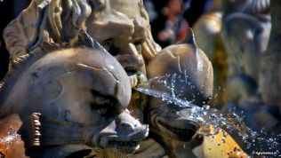 Piazza Navona: Fountain of the Moor
