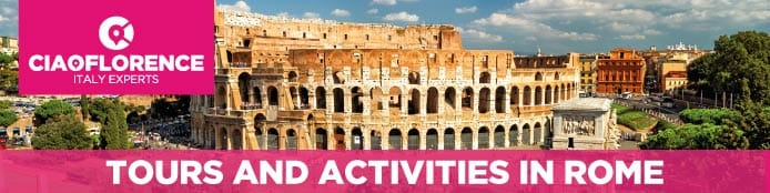CiaoFlorence: Tours and activites in Rome
