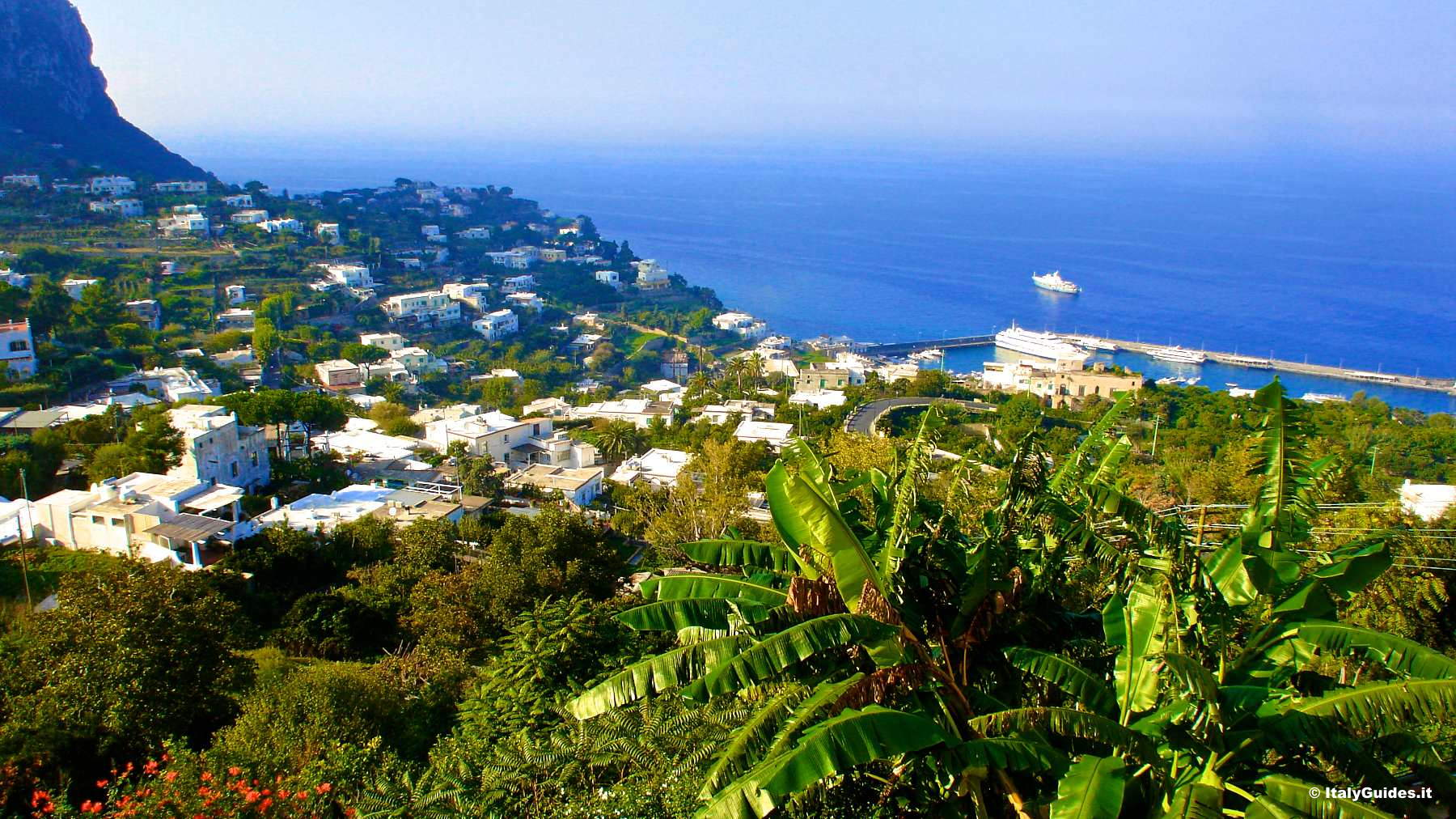 Italyguides It Pictures Of Capri Photo Gallery And