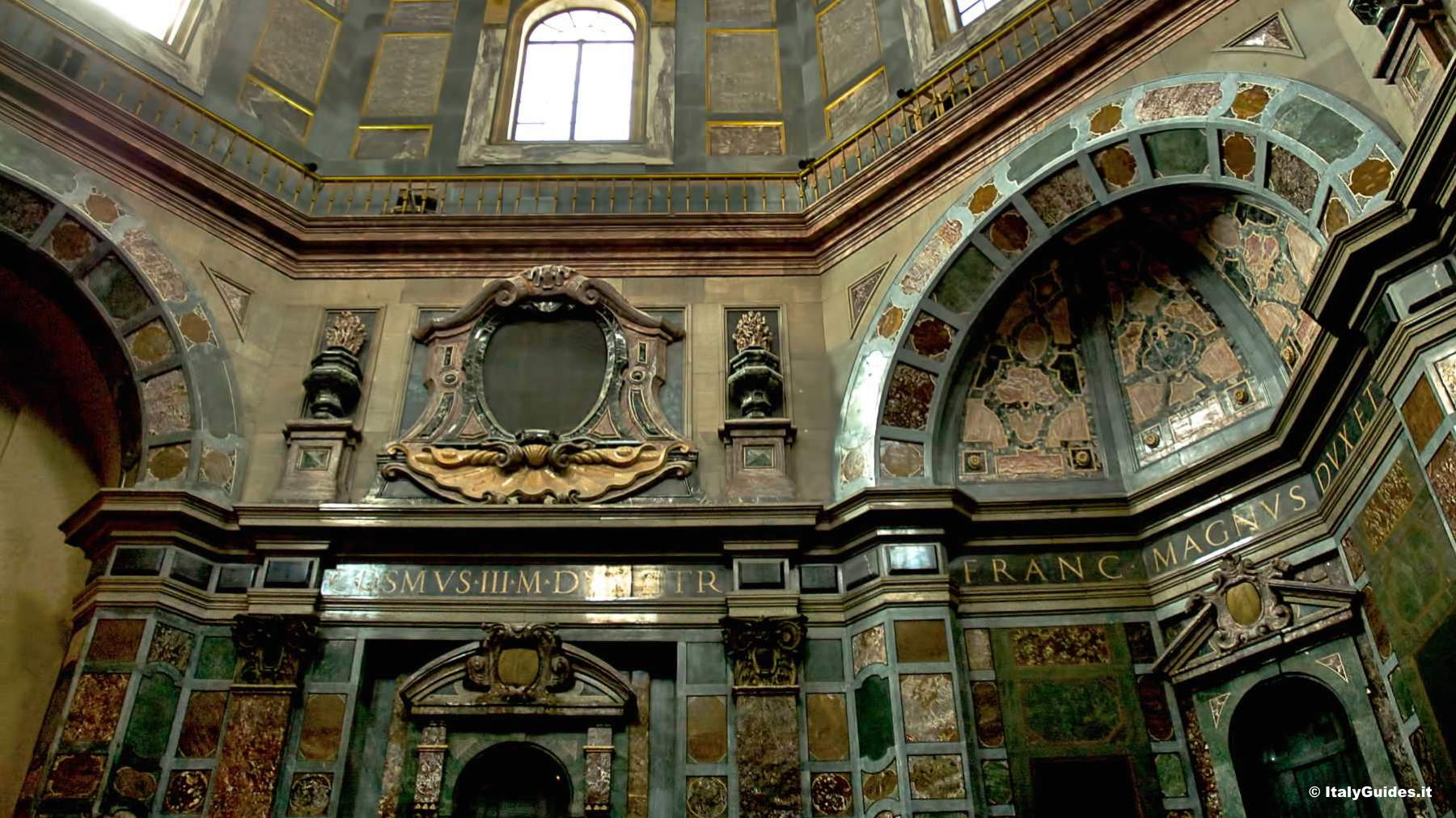 Pictures Of Medici Chapel Florence Italy Italyguides It