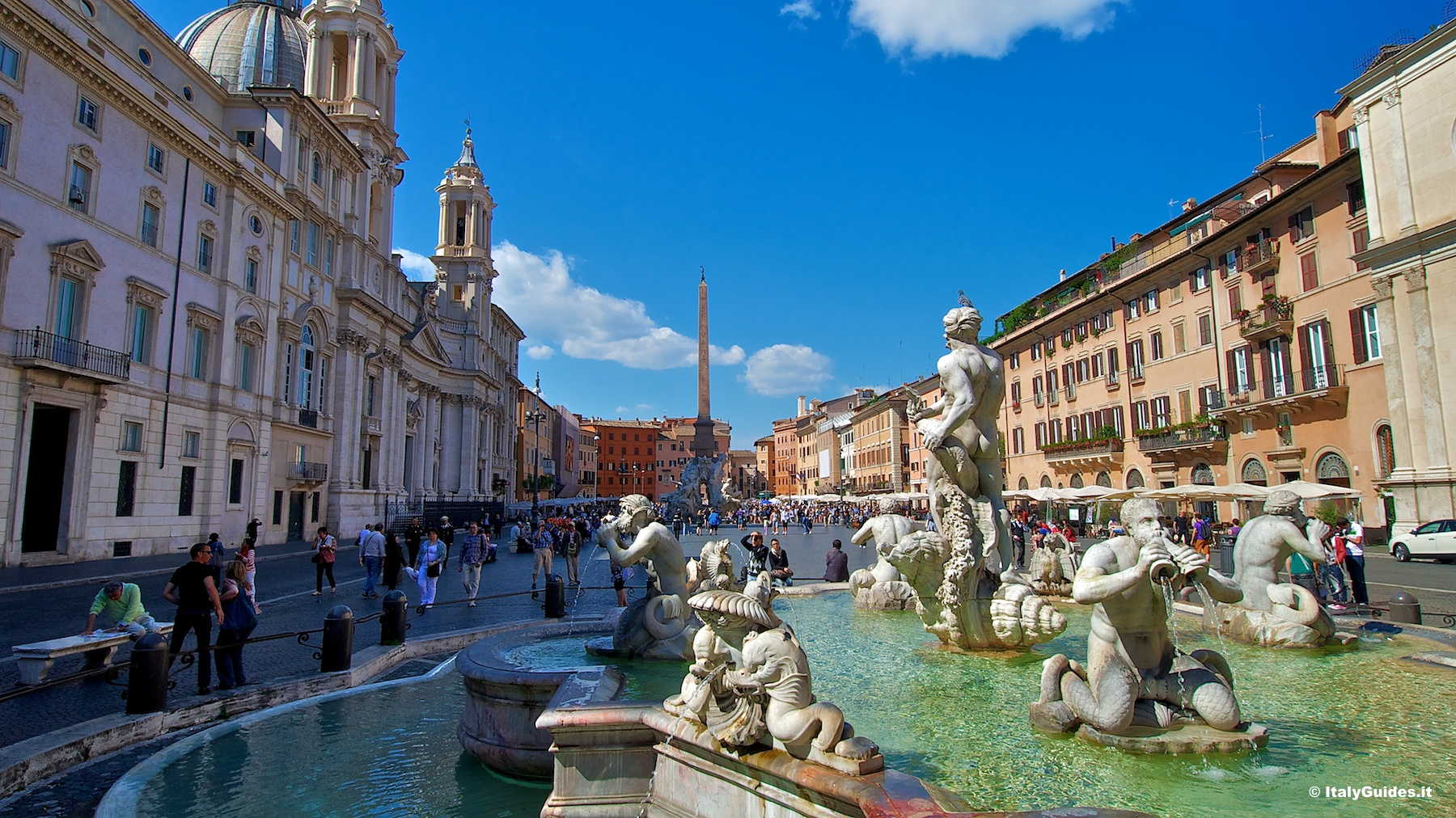 Piazza Navona Hotels Rome Italy