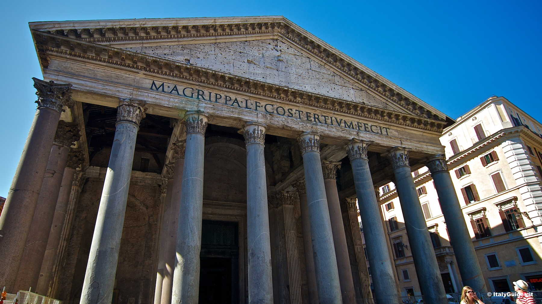Pictures Of The Pantheon, Rome
