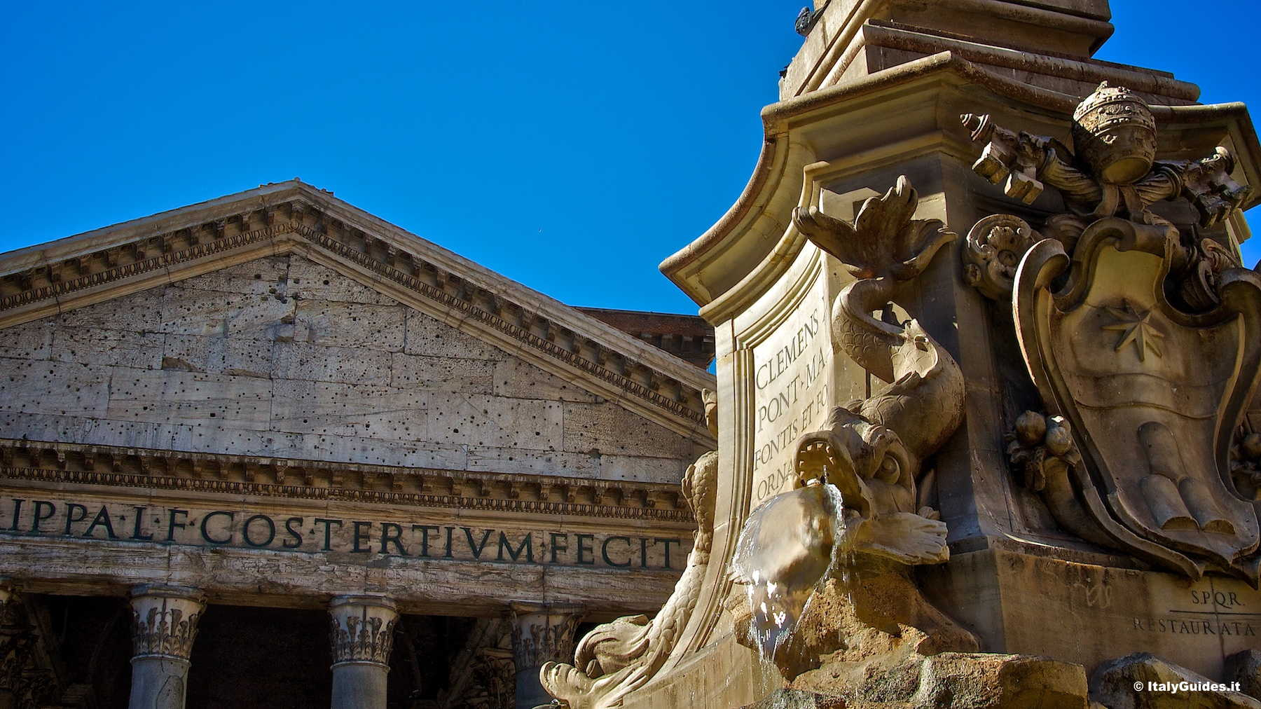 a background information on the pantheon Pantheon makes no warranties or representations of any kind as to the accuracy, currency, or completeness of any such data or information or of any material or information accessed or obtained through any such links and has not and will not review or update such data, information or material.