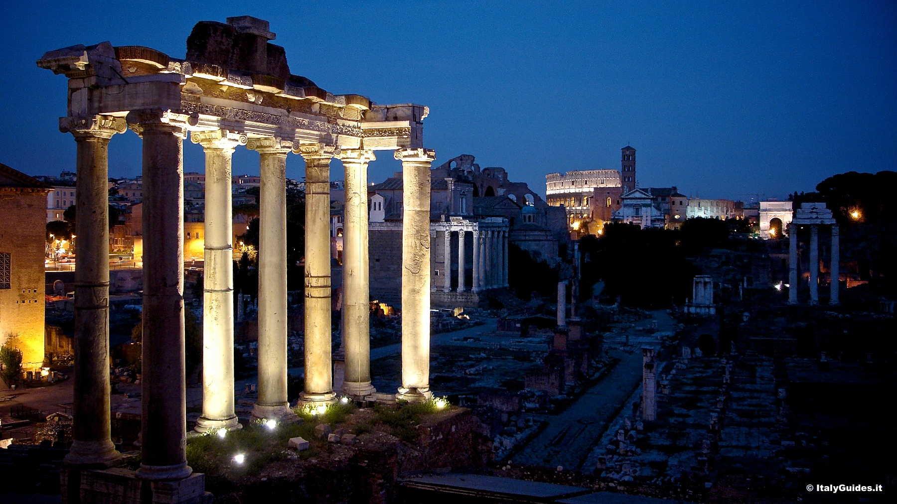 Hotel Forum Rome Italy