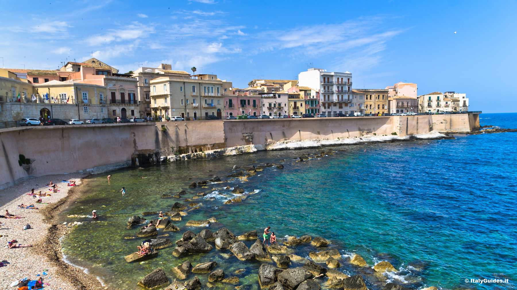 Pictures Of Syracuse Siracusa Photo Gallery And Movies Of - Syracuse map italy