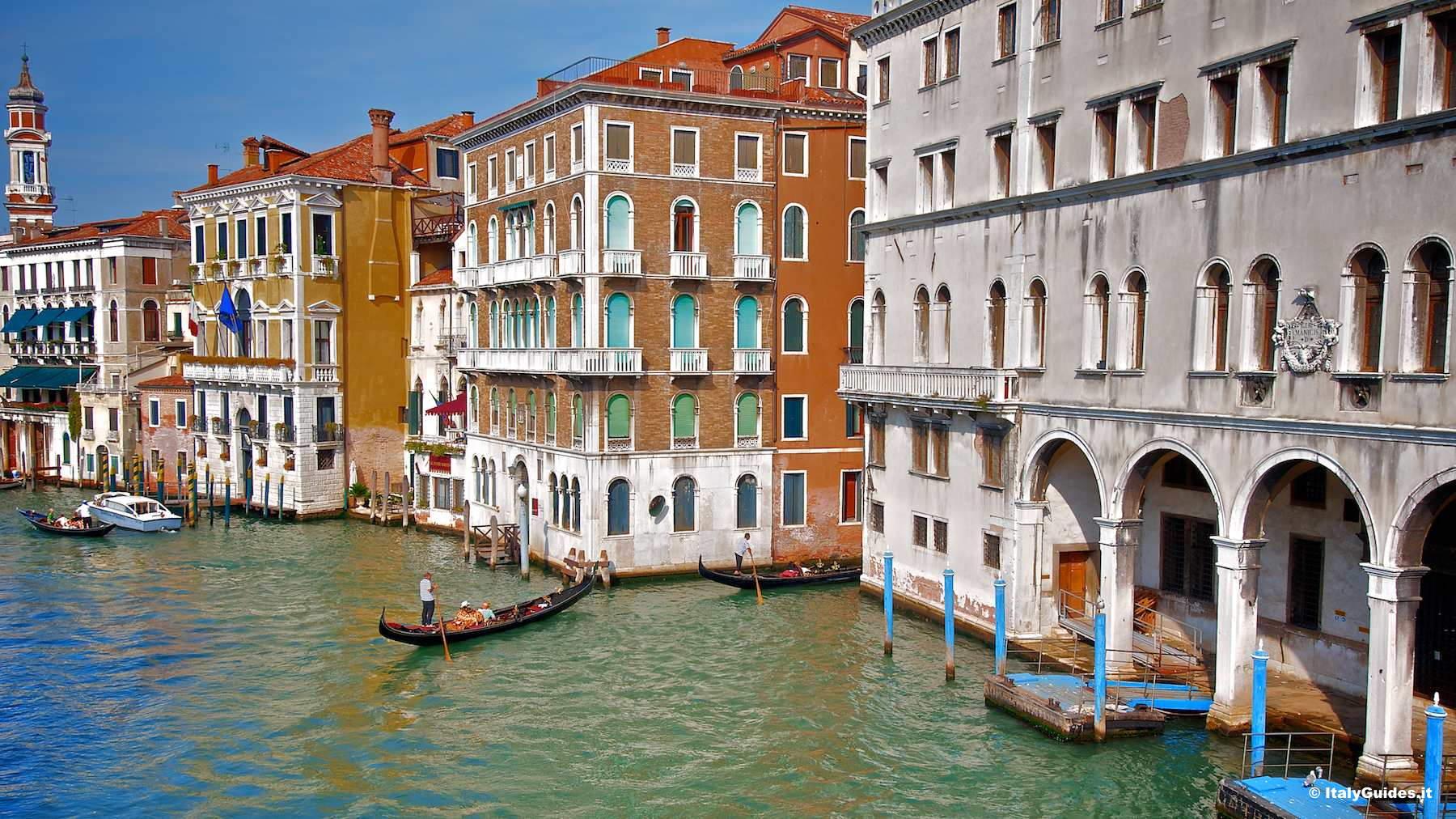 Hotel Venezia Canal Grande