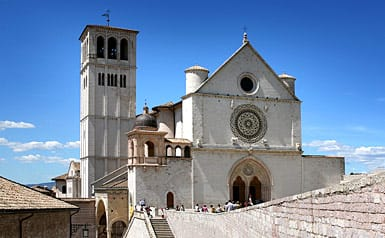 Travel guide to Assisi, Italy