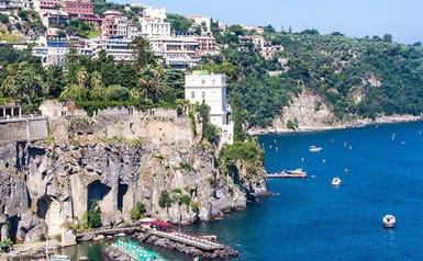 Travel guide to Sorrento, Italy