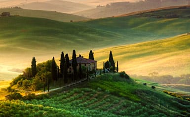 Travel guide to Tuscany, Italy