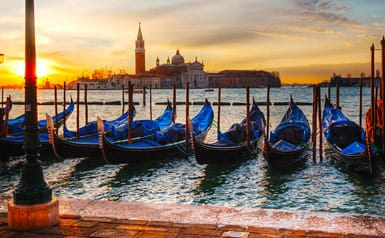 Travel guide to Venice, Italy