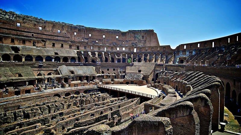 Colosseum Rome 3d Reconstruction Italyguides It
