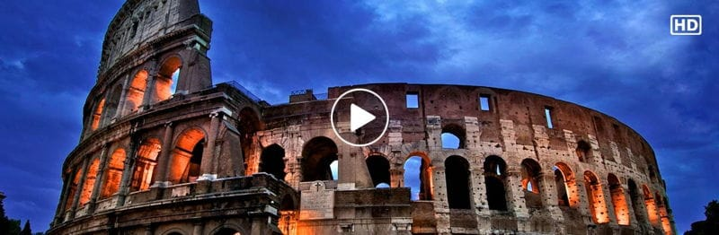 Rome travel tips video for first-time visitors