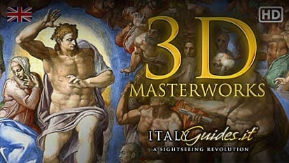Sistine Chapel: Last Judgment - Michelangelo 2 of 2 | 3D virtual tour & documentary