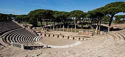 Ancient Ostia, Italy