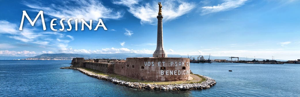Messina travel guide attractions things to do in Messina Sicily