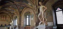 Palace of Bargello, Florence Italy